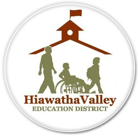 Hiawatha Valley Education District Logo