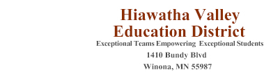 Hiawatha Valley Education District